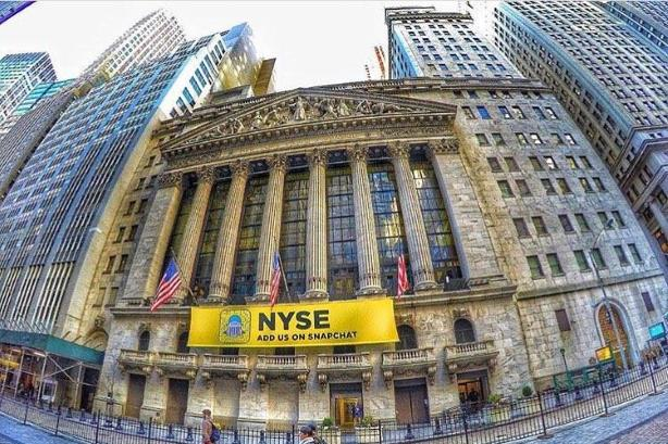 (Image via the New York Stock Exchange's Facebook page).