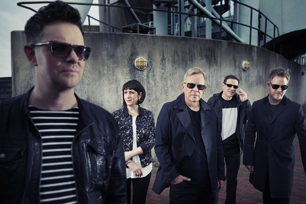 New Order: The English band is one of Outside's clients