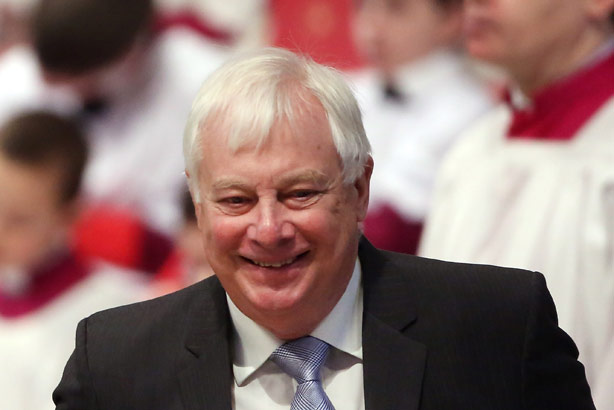 Chris Patten: Hired by the Pope  (Credit:  (Photo by Franco Origlia/Getty Images)