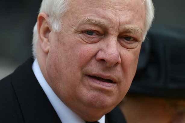 Chris Patten: Came under fire for his handling of the Savile crisis (Credit: Getty Images)