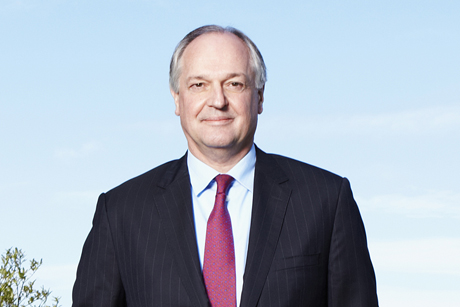 Paul Polman: Agenda-setting CEO (pic credit: Tom Campbell)