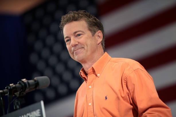 Kentucky Senator and presidential contender Rand Paul