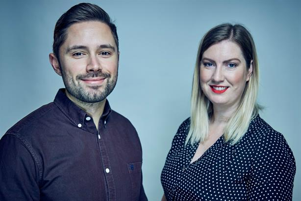 New roles: David Lucas and Amy Parry