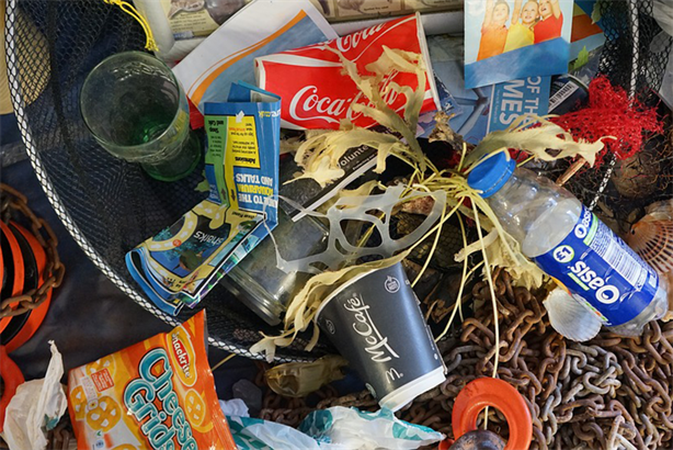 The campaign which received most unprompted recall of 2018 to date was Sky's ocean plastic campaign