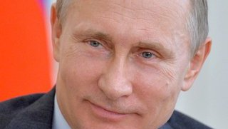 Russian leader Vladimir Putin. (Image via Wikimedia Commons)