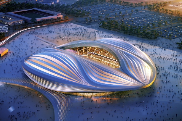 Qatar was awarded the right to host the 2022 soccer World Cup. (Photo credit: Getty Images)
