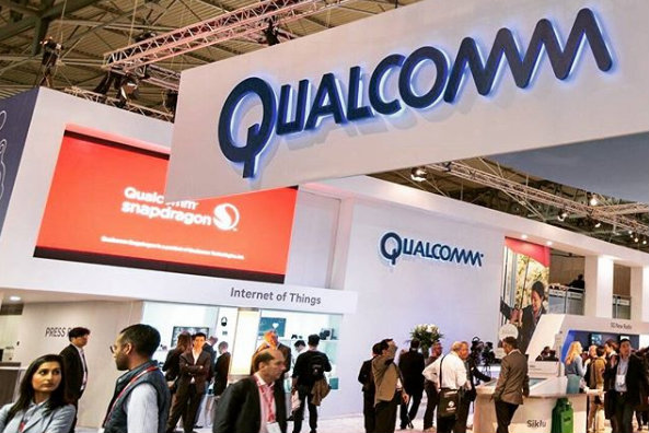 Qualcomm at Mobile World Congress in 2017 (via Instagram)