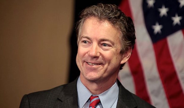 Rand Paul (Image via his Facebook page).