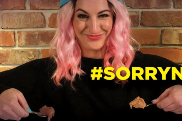 #SorryNotSorry: Hershey launches UK campaign for Reese's brand