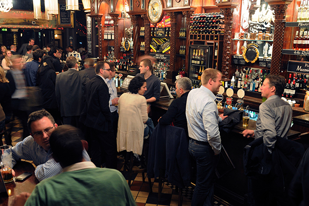 The Great British pub: hit by the new guidelines? (Credit: Rozenn Leboucher/REX Shutterstock)