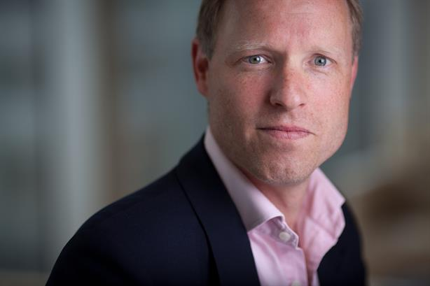 Richard Acworth: Co-founder of new agency Cornerstone