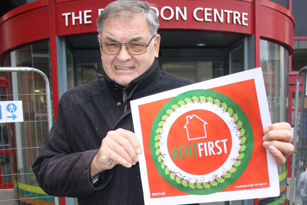 Cllr Don Morris, chairman of Basildon Council's housing committee