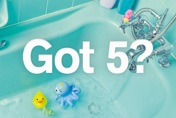 One of the images from the Electoral Commission's new campaign