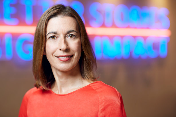 Emily Thomas, managing director of Brands2Life's new health and wellbeing practice