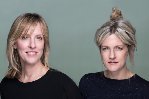 Sandra Peat, left, and Rebecca Rhodes, co-founders of SuperHuman