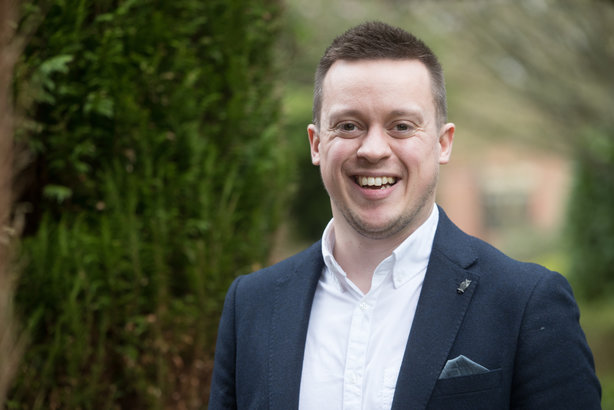Jack Adlam is the new head of comms at NHS Improvement for its Midlands and East regions
