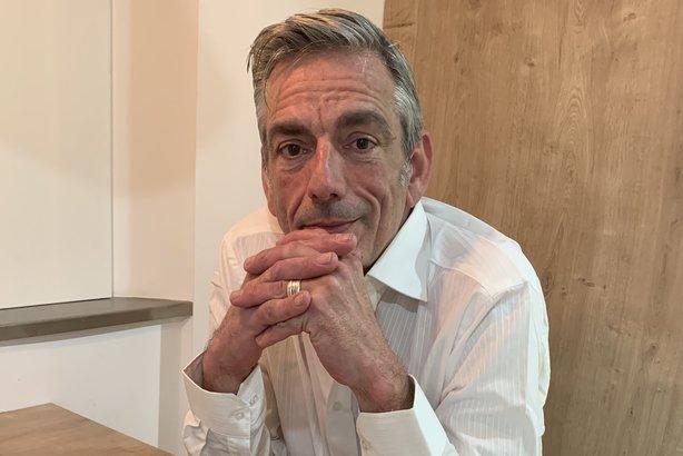 Neil McGregor-Paterson, head of healthcare for Ruder Finn's European hub in London