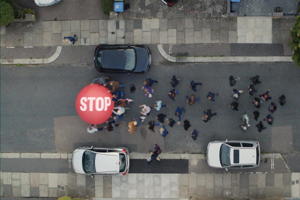 This year's Stoptober TV ad extolls the value of getting help to quit smoking