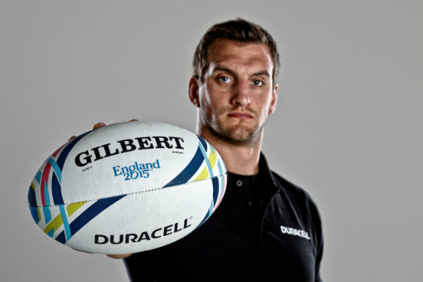 Sam Warburton: Leads his country into its first World Cup match against Uruguay on 20 October