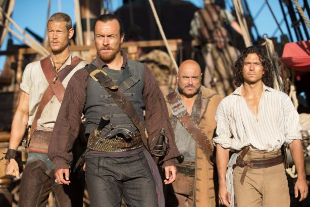 Black Sails: The new History Channel show will available on TVPlayer Plus