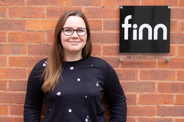 Finn's new head of corporate Sarah de-Salis