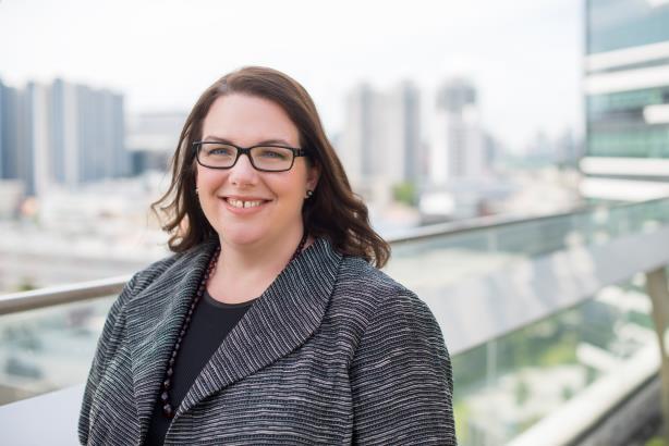 Spry CEO Angie Schneider