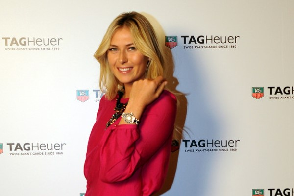 Tag Heuer is not renewing Maria Sharapova's contract following her failed drugs test