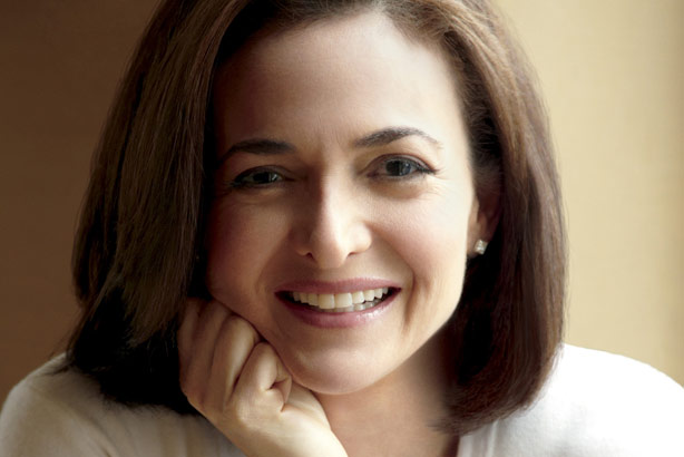 Sheryl Sandberg: Apologised for the Facebook experiment (Credit: Knopf)