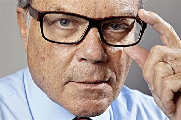 CEO Martin Sorrell: Overseeing like-for-like net sales growth of 3.3 per cent across WPP in Q3