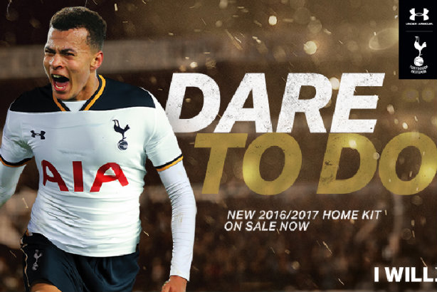 c52871476 Watch  Spurs launch new Under Armour kit live on Facebook