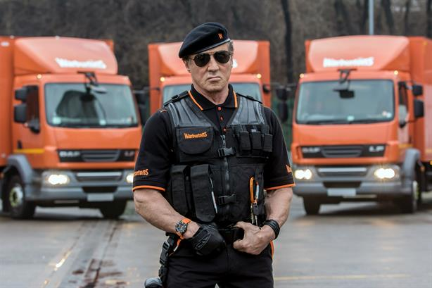 Stallone: Hollywood A-lister filmed advert at Warburtons bakery