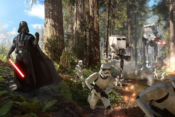 Star Wars: Havas SE Cake will work across EA's Battlefield franchise