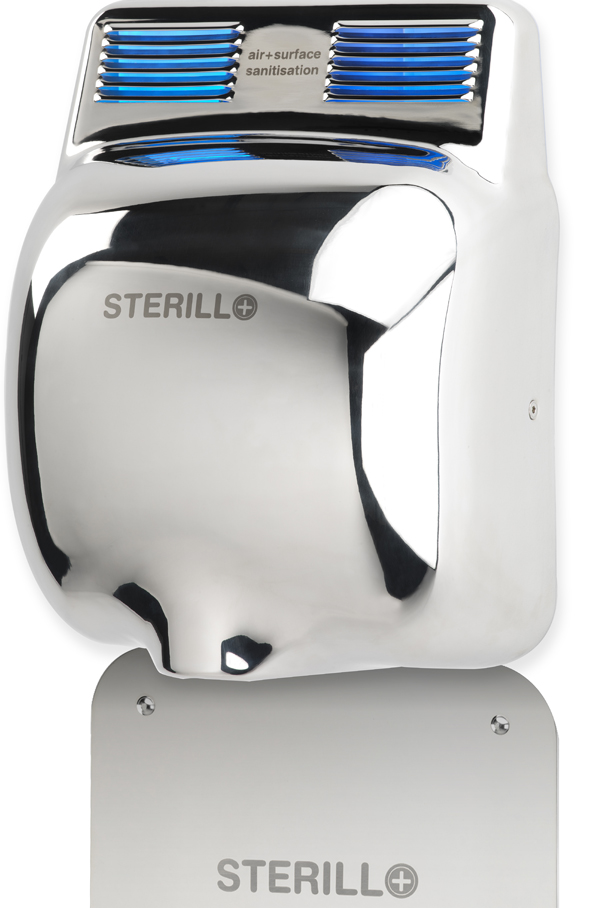 Stephen Levy said his 'Sterillo' invention will rival Dyson