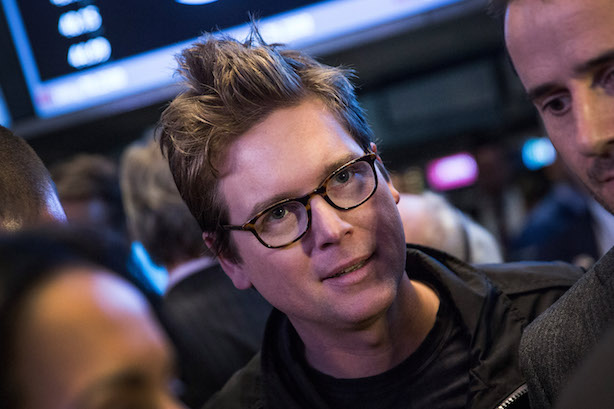 Twitter cofounder Biz Stone (Photo credit: Getty Images).