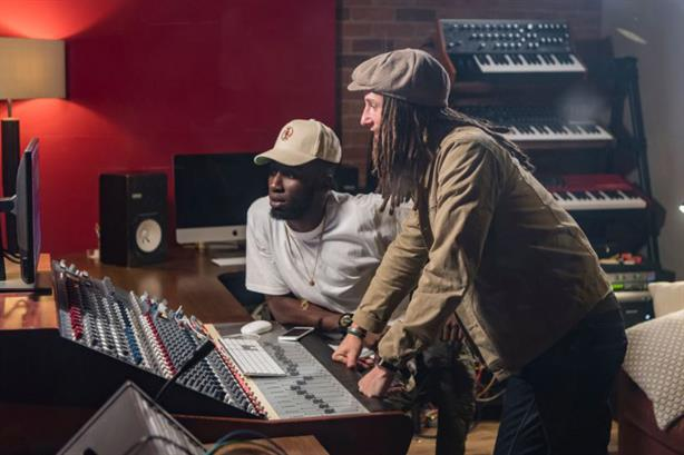 Masters of Potential: Kojey Radical (l) and JP Cooper