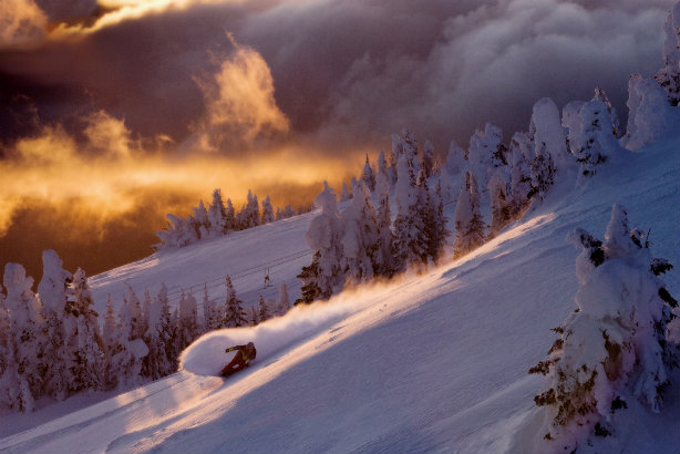 British Columbia: Sun Peaks Resort, Kamloops (Credit: Adam Stein)