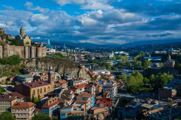 Tbilisi, Georgia; Photo credit: Getty images