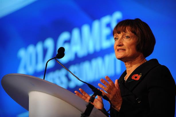 Dame Tessa Jowell: Joining Chime