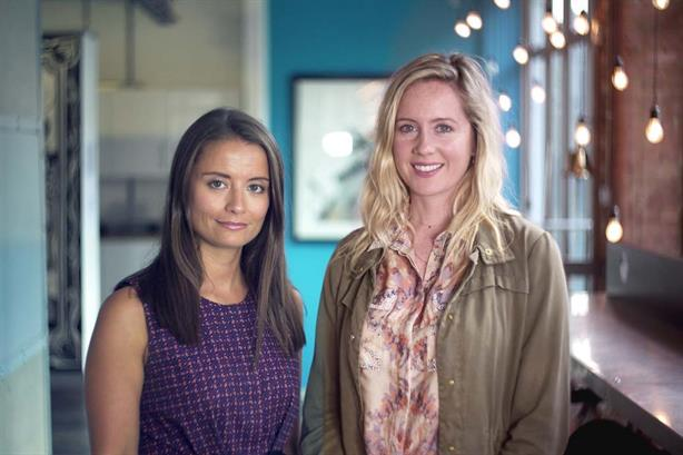 The Academy hires Charlotte Brooks (l) and Rachel Byrne