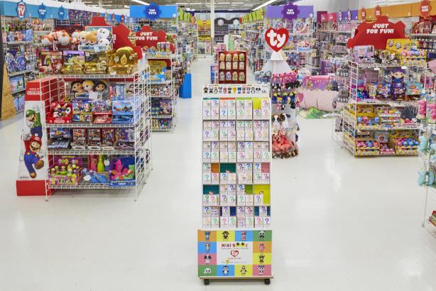 Toy City in Rockaway, N.J.