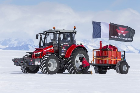 Massey Ferguson: the tractor manufacturer has appointed Captive Minds for a new project