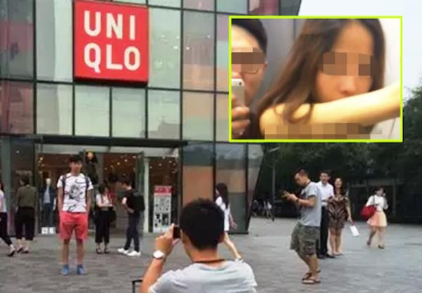 Uniqlo founder Tadashi Yanai this week said the sex video filmed at the Beijing store made him sick