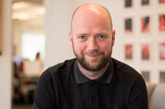 Mark Spence: Led a 15-strong online team at the Mirror.co.uk