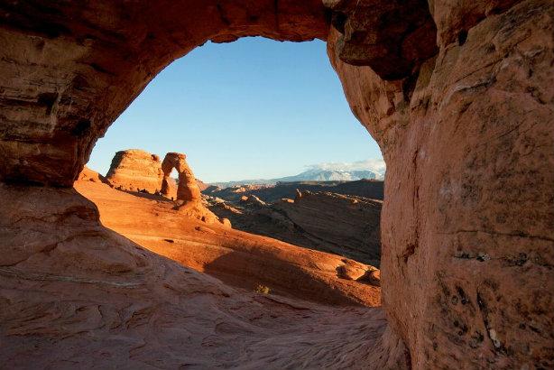 Delicate Arch in Arches National Park, Utah (credit: Matt Morgan)