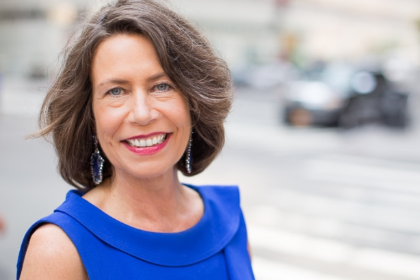 Omnicom Public Relations Group CEO Karen van Bergen.
