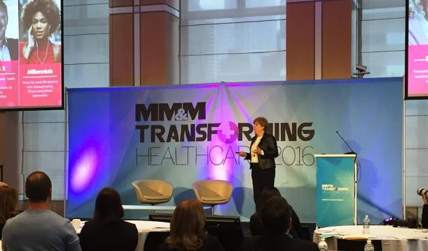 Lynn O'Connor Vos, CEO of Grey Health Group