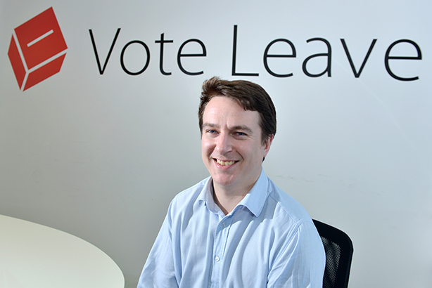Vote Leave: PR operation headed by comms director Paul Stephenson