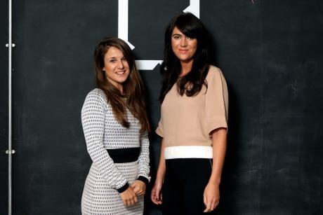 Jessica Wilkinson and Anna Varley Jones: Weber Shandwick Manchester promotions