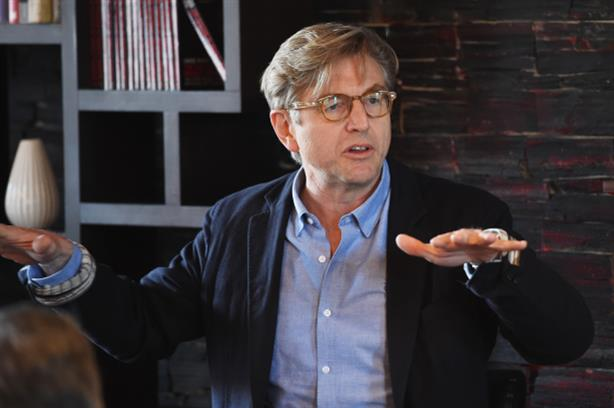 Unilever's Keith Weed. (Photo credit: Getty Images)