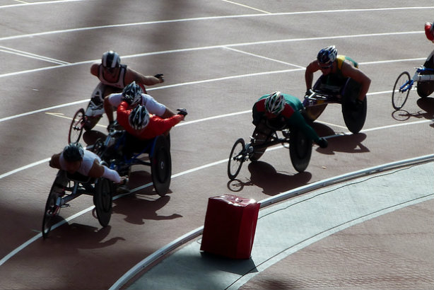 Channel 4: Competitors at the 2012 Paralympic Games in London